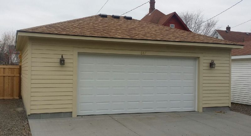 Garage Saint Paul